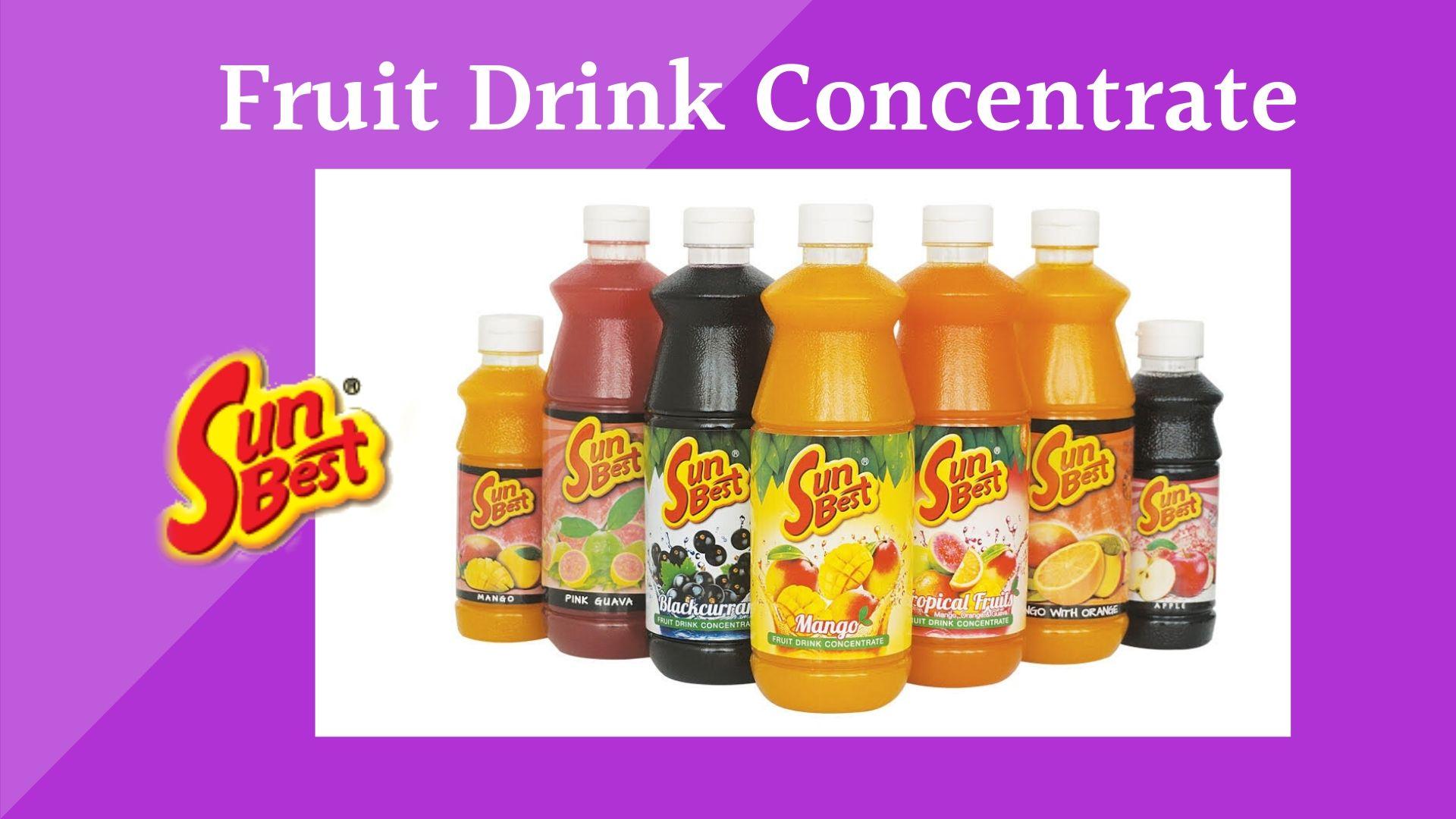 Sunbest Fruit Base